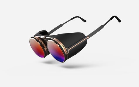 2555cf5f3a96 Industrial Design  Givenchy VR Concept