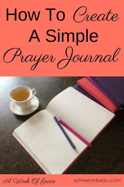 Do you love the idea of a prayer journal but not sure where to start? In this post, I explain how I do my prayer journal...and some tips to help you to fulfill your commitment to pray regularly.