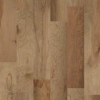 Shaw Landmark Hickory Scraped Alamo 9 1 4 Hardwood Hickory Flooring Hardwood Floors Engineered Hardwood Flooring
