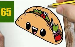 Draw So Cute Taco Bing Images En 2019 Dibujos Kawaii 365