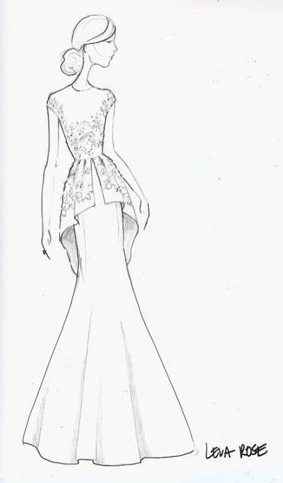 70 Ideas For Vintage Wedding Hairstyles Gatsby Beauty Dress Design Sketches Dress Sketches Fashion Sketches Dresses