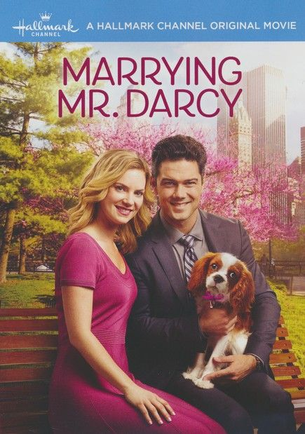 Marrying Mr Darcy Dvd Hallmark Movies Hallmark Channel Romantic Movies