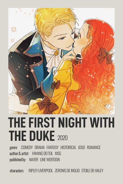 The First Night With The Duke
