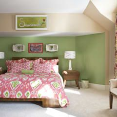 Lorna Gross Interior Design Klassieke Slaapkamers Roze Homify Binnenhuisarchitect Ontwerpers Klassieke Slaapkamer
