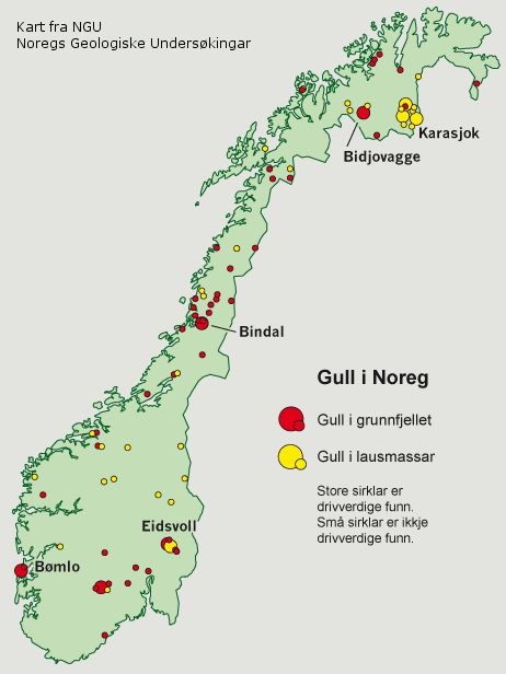 Gull I Norge Norway Popular Hobbies Dig