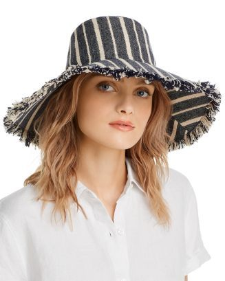 Hat Attack Packable Canvas Cotton Bucket Hat Jewelry Accessories Bloomingdale S Hats Hats For Women Hats Online