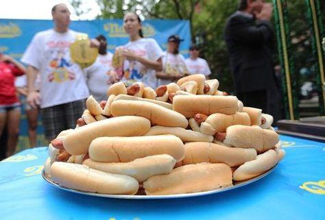 Today is #NationalHotDogDay2013. #FreeHotdogs, #Freebies, #Deals #repinly, #examinercom