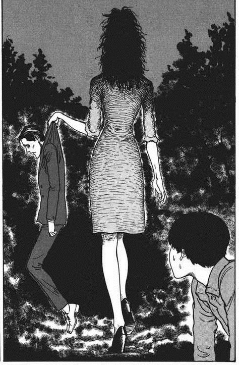 Secret of the Haunted House by Junji Ito