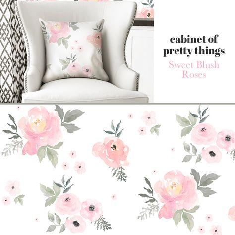 Another customer inspired design come to life! So loving this print right now! 😍💖Love the way it looks on fabric and as a wallpaper. May even have to update one of our own rooms with this😋 #spoonflower #fabric #fabrics #designer #design #textiles #sewing #fashion #floral #wallpaper #giftwrap #paper #babyfabric #babyfashion #nurserydecor #fabricstash #pinkandgray #decor #interiordesign #throwpillow