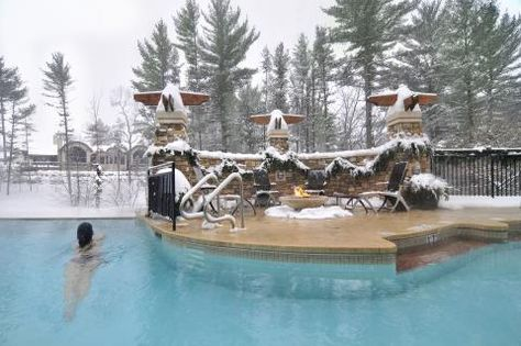 Valentine's Day is around the corner and warm weather is not, so why not whisk your partner away to the Wisconsin Dells (yes, the Dells) for a luxury getaway at Sundara Inn & Spa?