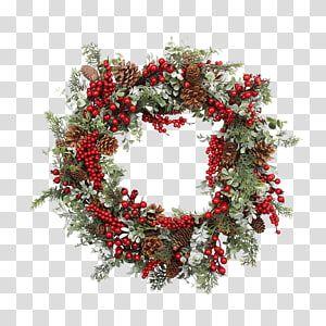 Christmas Wreaths Christmas Ornament Garland Christmas Decoration Garland Transparent Ba Christmas Wreaths Christmas Wreath Pictures Christmas Card Background
