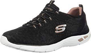 Skechers Damen Empire D'lux Spotted Sneaker #damen #frau