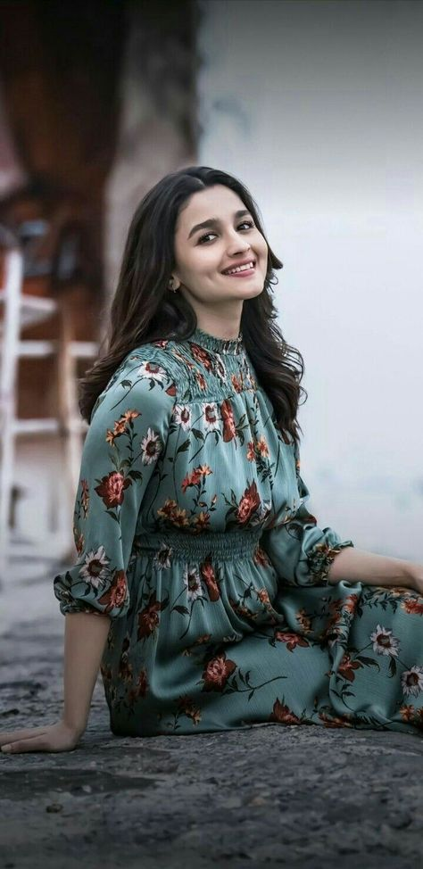 Because smile adds beauty to everything -khushi Bhardwaj