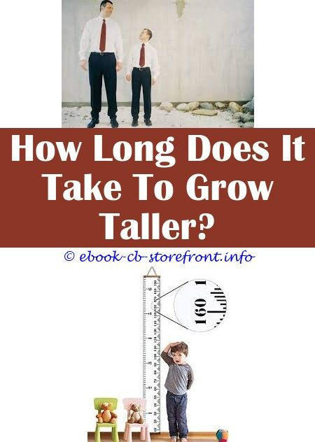 Fascinating Tricks How To Grow 10 Inches Taller In A Week What Can Make A Child Grow Taller Grow Tall How To Grow Taller Grow Taller Exercises Increase Height