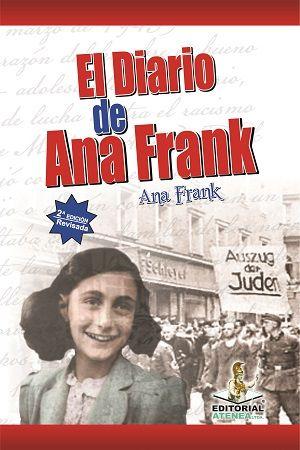 El Diario De Ana Frank Ana Frank Editorial Atenea El Diario De Ana Frank Ana Frank Diario