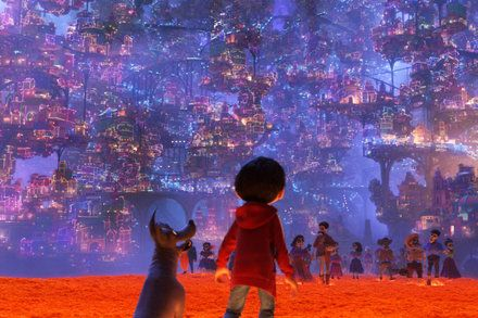 In 'Coco,' Bringing the Land of the Dead Back to Life (Published 2017)