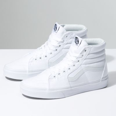 The Sk8-Hi, Vans legendary lace-up high top inspired by the ...
