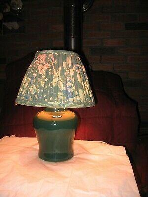 Ebay Sponsored Laura Ashley Bramble Pleated Shade And Ginger Jar Lamp Base In 2020 Ginger Jar Lamp