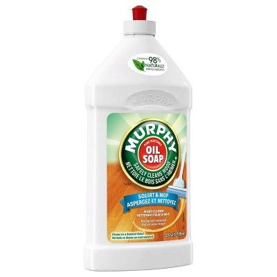 Murphy Oil Soap Wood Cleaner Squirt Mop 32 Fl Oz In 2019 Products Natural Wood Cleaner Wood Biodegradable Products