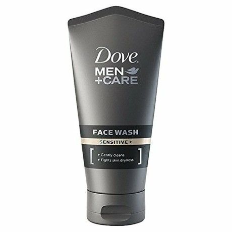 Dove Men Care Face Wash Sensitive 150ml Face Wash Mens Skin Care Face Hydration