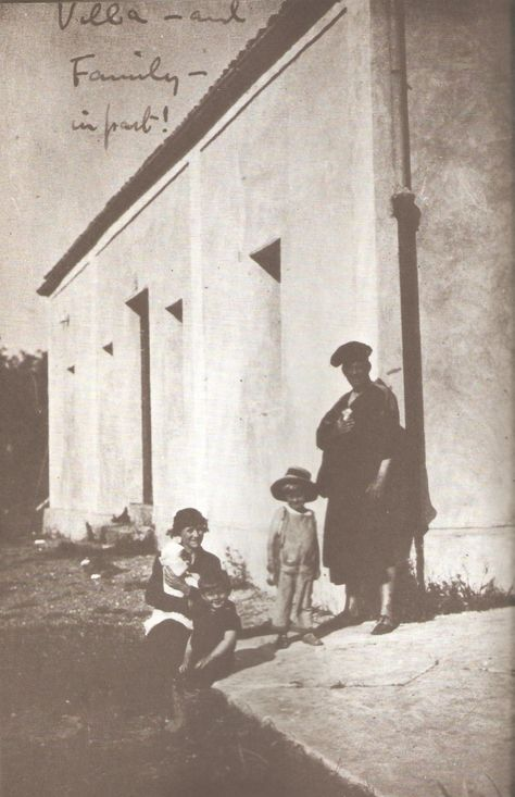 "davidcorvine: "" Abbey of Thelema. Sicily. """