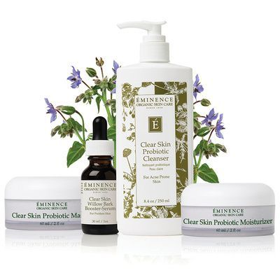 Clear Skin Probiotic Cleanser Eminence Organic Skin Care Organic Skin Care Eminence Organic Skin Care Organic Skin Care Routine