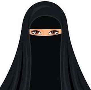 اجمل خلفيات بنات كيوت خلفيات محجبات للفيس بوك رسومات بنات منقبات 2021 Niqab Fashion Blurred Background Photography Style
