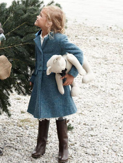 BurdaStyle winter coat