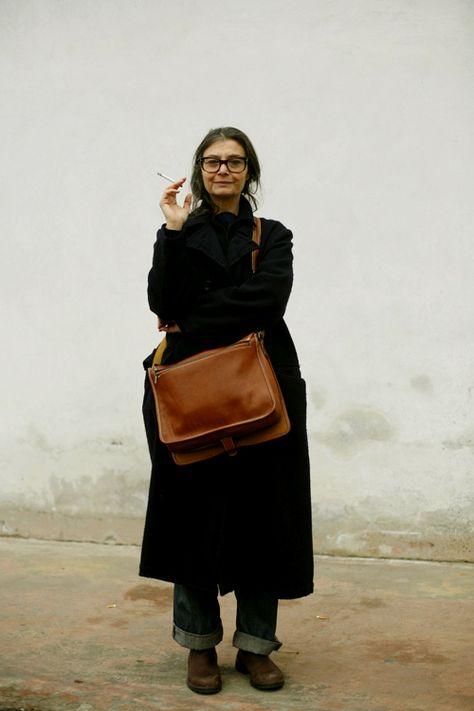 Renata Molho, Milan « The Sartorialist