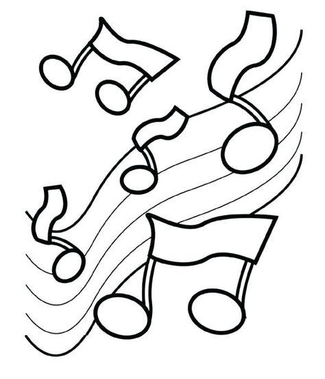 Coloriage Note De Musique A Imprimer Notes Des 9561 Dessin A