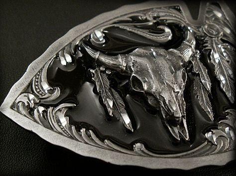 【楽天市場】バックル/Belt Buckle/USA/ウエスタン/バッファロースカル/Siskyou Buckle/Western/Buffalo Skull:ワイルドハーツ