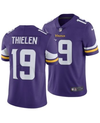 cheap for discount 21e8a 1e696 Nike Men Adam Thielen Minnesota Vikings Vapor Untouchable ...