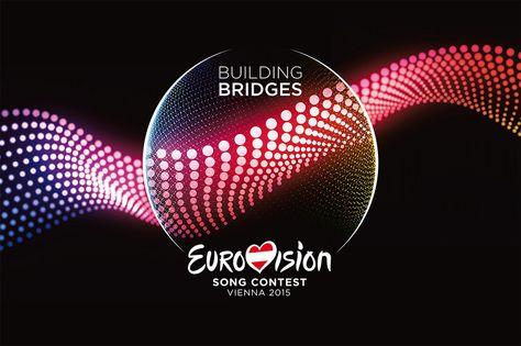 """Wien, Österreich - Eurovision Song Contest 2015: Logo und Artwork stehen fest: """"The Sphere"""" als Weiterführung des """"Building Bridges""""-Mottos wurde vom ORF selbst entwickelt. --- http://www.eurovision-austria.com/eurovision-song-contest-2015-logo-und-artwork-stehen-fest/"""
