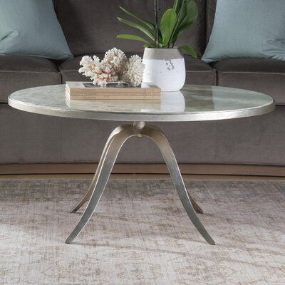 Artistica Home Capiz End Table End Tables End Table Sets End