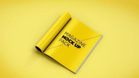 Top 30+ Magazine PSD Mockup Templates in 2020 - Colorlib