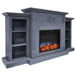 Edi Electric Fireplace Electric Fireplace Best Electric
