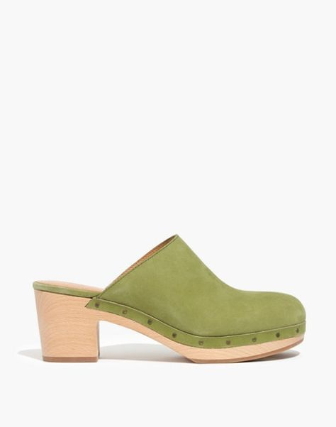 480c953d259 The Ayanna Clog in faded cactus image 2