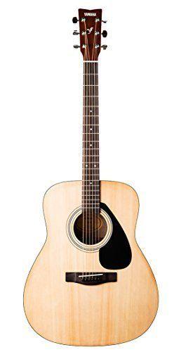 Yamaha F310 6 Strings Acoustic Natural Yamaha Guitar Guitar For Beginners Yamaha Acoustic Guitar