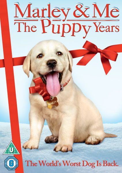 This Is Photo Of A Movie That I Like Called Marley Me The Puppy Years Marley And Me Dog Movies Animal Tv