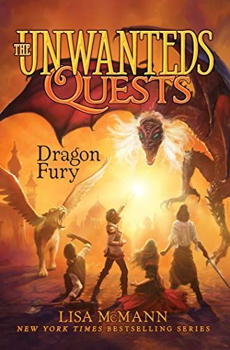This Is An Off Shoot Series From The Unwanteds Series Book 7 In The Series Fury Audio Books Books For Tweens