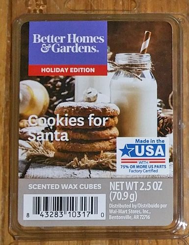 Better Homes And Gardens Christmas Wax Cubes