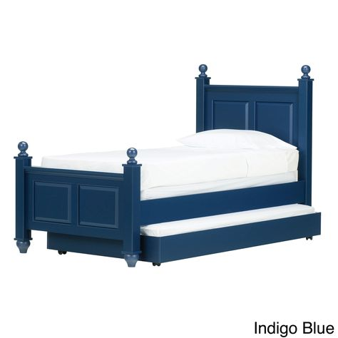Twin Size Four Poster Bed Frame Overstock Com Shopping The