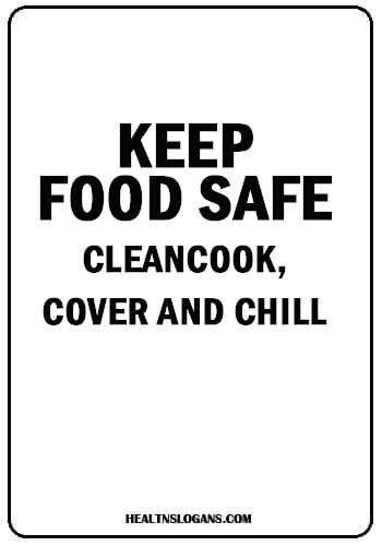 Pin On Food Safety Slogans
