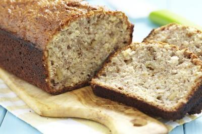 Pan de Banano Alto en Proteina
