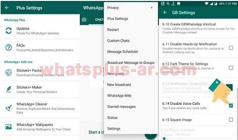 مميزات تنزيل Whatsapp Plus Apk للاندرويد اخر اصدار In 2021 Messages Counter