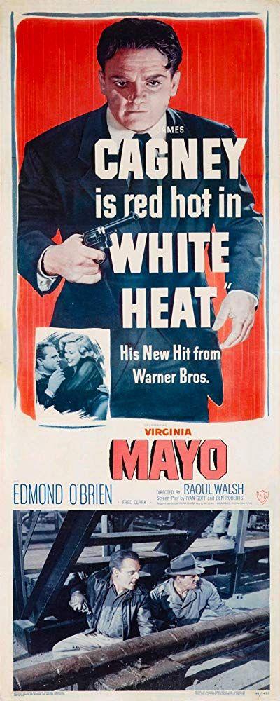 White heat James Cagney Virginia Mayo movie poster print #4