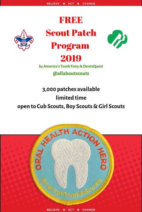 Girl Scouts Cadette Badge Trees New Pkging Thinner Patch