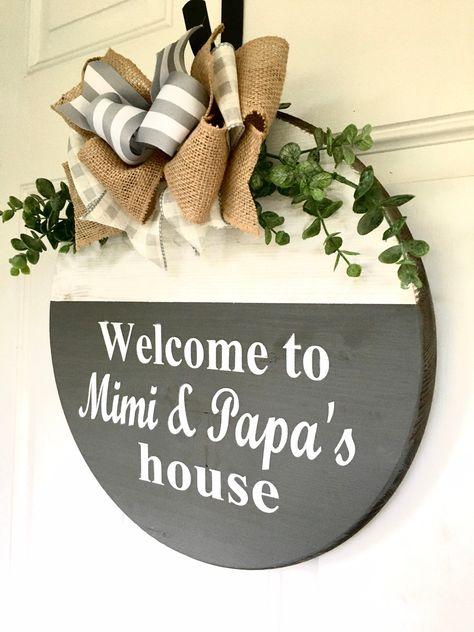 Wooden Door Signs, Diy Wood Signs, Wooden Doors, Pallet Signs, Halloween Door Hangers, Fall Door Hangers, Christmas Door Hangers, Custom Door Hangers, Christmas Wooden Signs