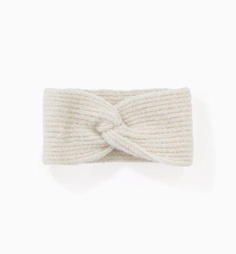 Pletená čelenka krémová - Promod   wishlist   Pinterest ed50232e021
