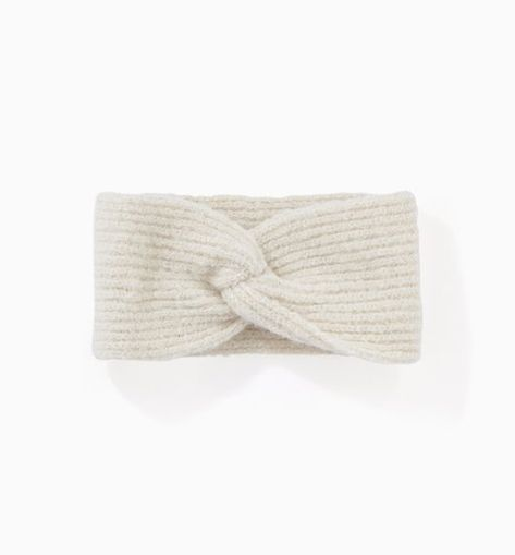 Pletená čelenka krémová - Promod   wishlist   Pinterest 44baaf282bb
